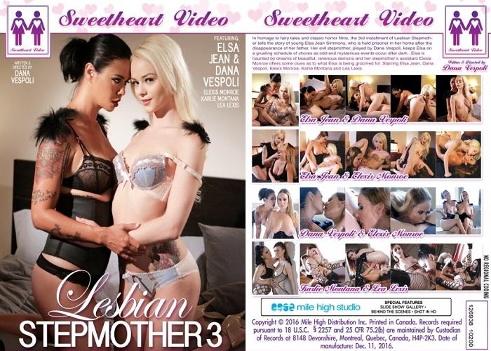 Lesbian Stepmother 3 (2016)